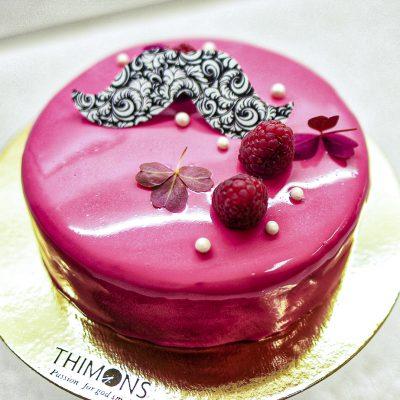 Thimons konditori | Pink Raspberry