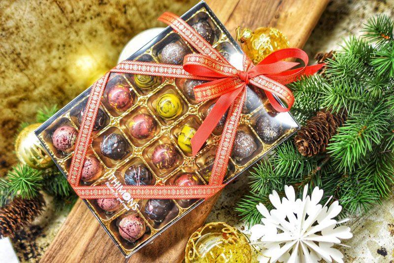 Praliner till jul | Thimons konditori
