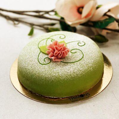 Vegansk prinsesstårta